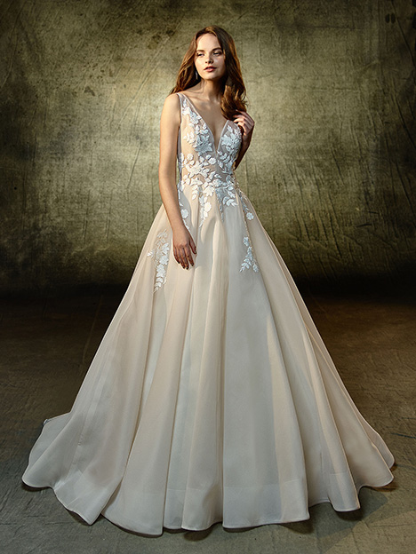Lennox Wedding                                          dress by Blue by Enzoani