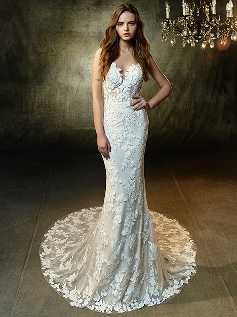 Lesley Wedding                                          dress by Blue by Enzoani