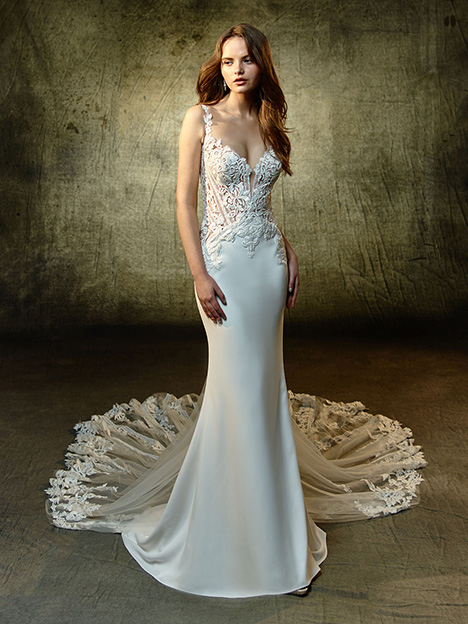 Linda Wedding                                          dress by Blue by Enzoani