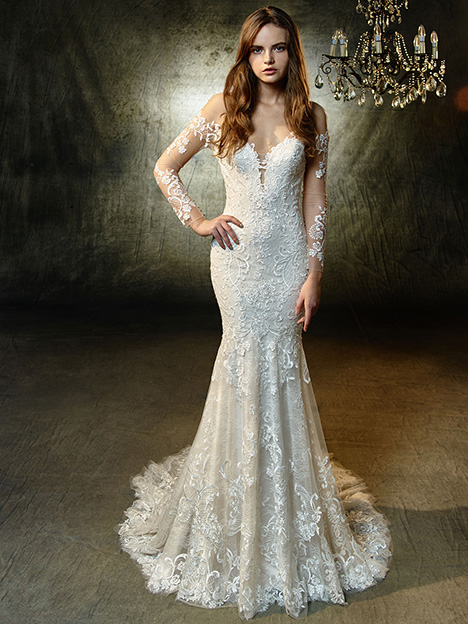 Lonnie Wedding                                          dress by Blue by Enzoani