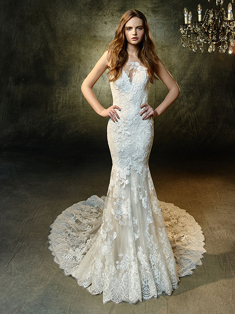 Lorena Wedding                                          dress by Blue by Enzoani