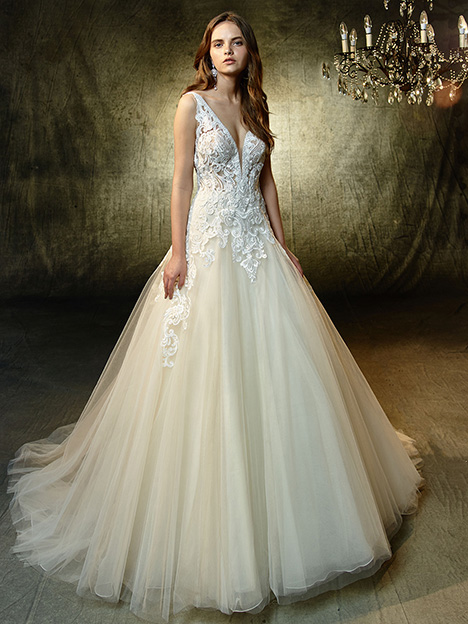 Louella Wedding                                          dress by Blue by Enzoani