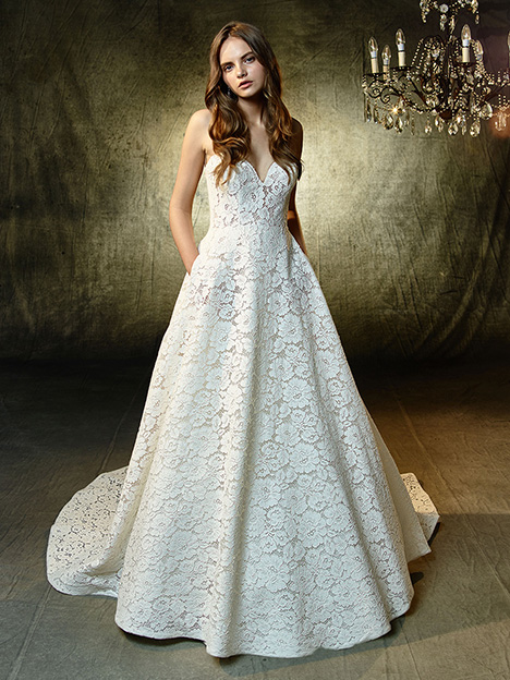 Loxley Wedding                                          dress by Blue by Enzoani