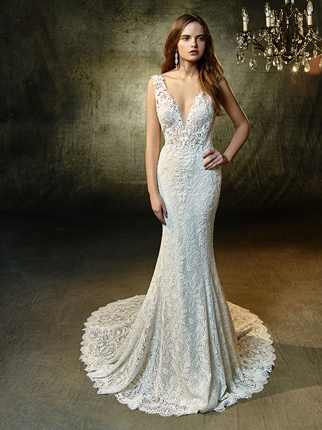 Lucy Wedding                                          dress by Blue by Enzoani