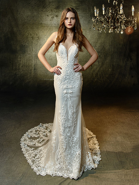 Lunaire Wedding                                          dress by Blue by Enzoani