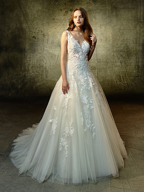 Lourdes Wedding                                          dress by Blue by Enzoani