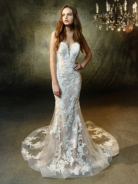 Lyric Wedding                                          dress by Blue by Enzoani