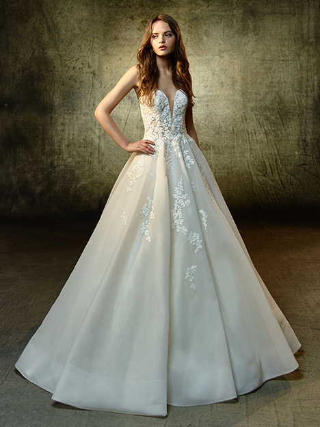 Lyvia Wedding                                          dress by Blue by Enzoani
