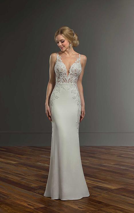 1013 Wedding                                          dress by Martina Liana