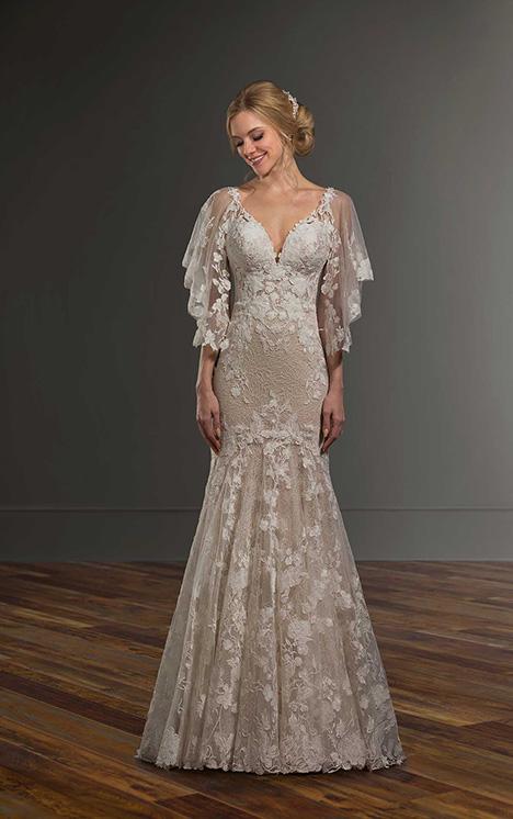 1033 Wedding                                          dress by Martina Liana