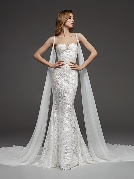 Cordoba Wedding                                          dress by Pronovias Atelier