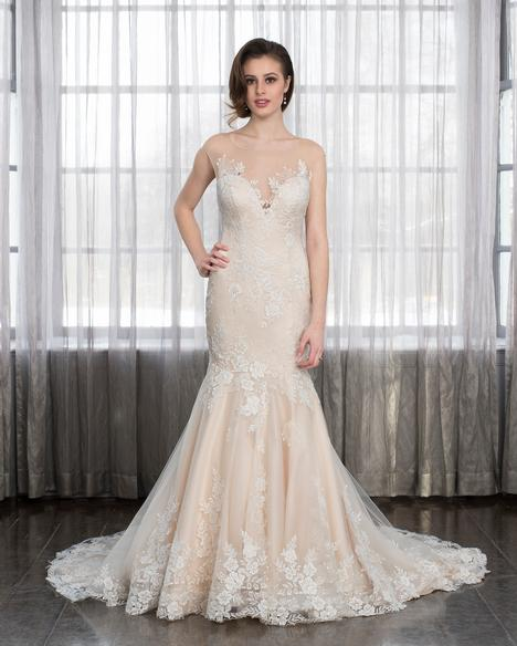 5000 Wedding                                          dress by Romantic Bridals: Hearts Desire