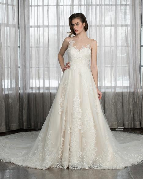 5001 Wedding                                          dress by Romantic Bridals: Hearts Desire