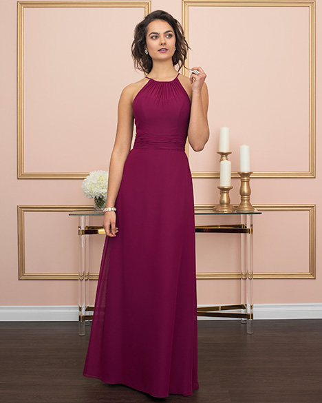 7950 Bridesmaids                                      dress by Romantic Maids