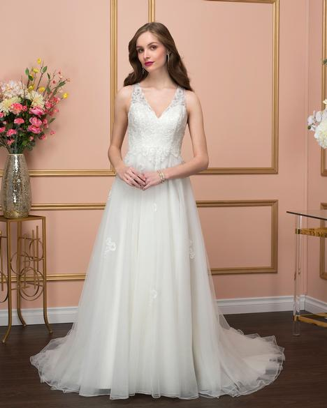 8000 Wedding                                          dress by Romantic Bridals