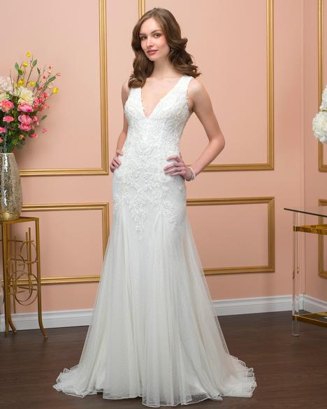 8002 Wedding                                          dress by Romantic Bridals
