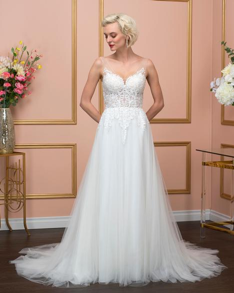 8005 Wedding                                          dress by Romantic Bridals