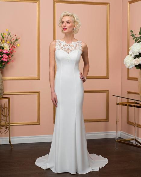 8006 Wedding                                          dress by Romantic Bridals
