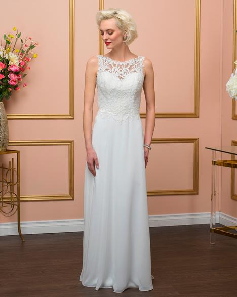 8007 Wedding                                          dress by Romantic Bridals