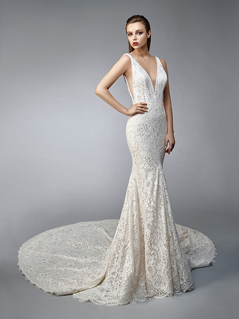 Neptune Wedding                                          dress by Enzoani