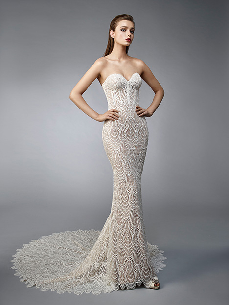 Neville Wedding                                          dress by Enzoani