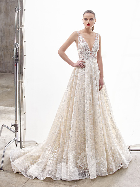 Nile Wedding                                          dress by Enzoani