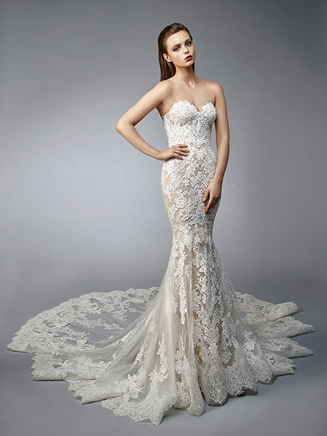 Nolen Wedding                                          dress by Enzoani