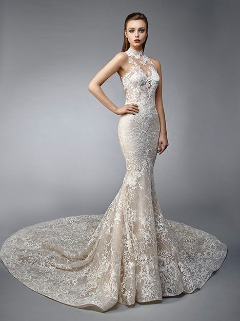 Norine gown from the 2019 Enzoani collection, as seen on dressfinder.ca