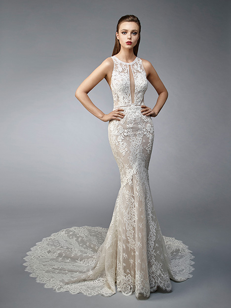 Novia Wedding                                          dress by Enzoani