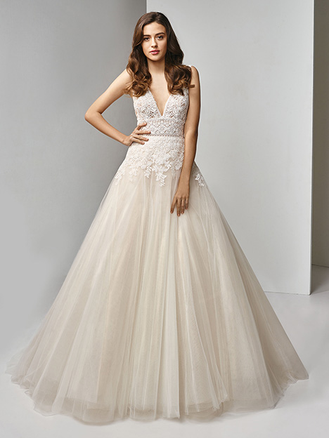 BT19-10 Wedding                                          dress by Enzoani Beautiful Bridal