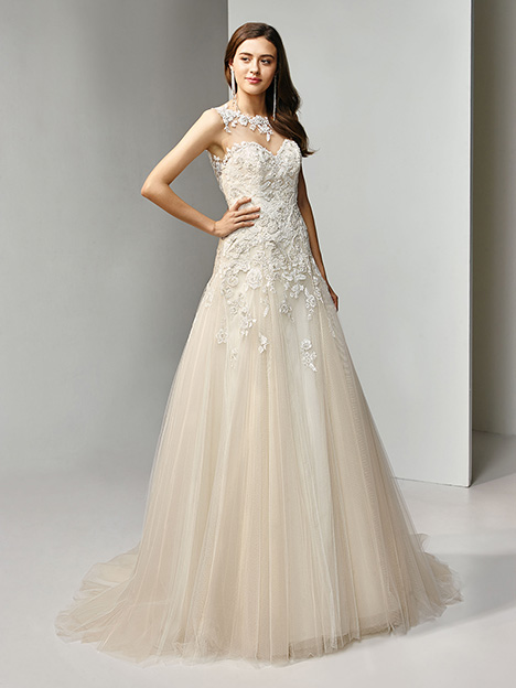 BT19-23 Wedding                                          dress by Enzoani Beautiful Bridal