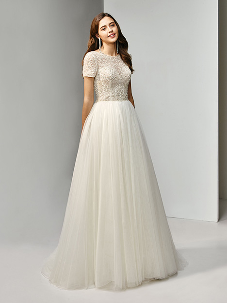 BT19-24 Wedding                                          dress by Enzoani Beautiful Bridal
