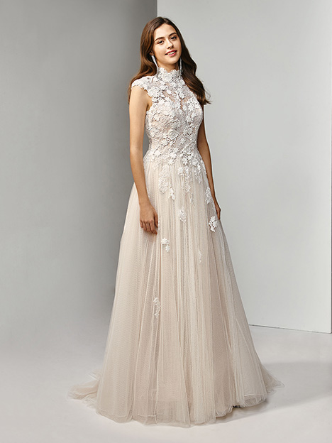 BT19-25 Wedding                                          dress by Enzoani Beautiful Bridal