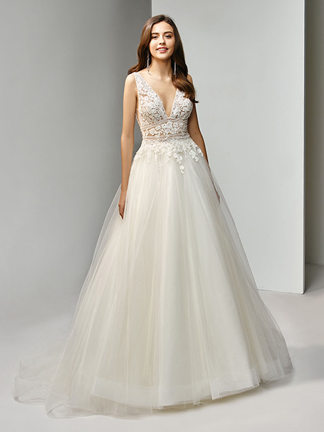 BT19-26 Wedding                                          dress by Enzoani Beautiful Bridal