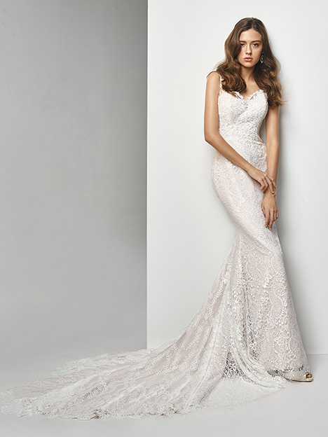 BT19-04 Wedding                                          dress by Enzoani Beautiful Bridal