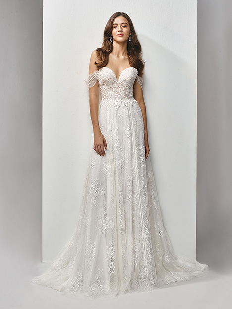 BT19-07 Wedding                                          dress by Enzoani Beautiful Bridal
