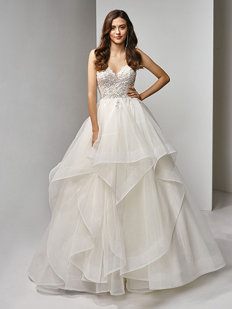 BT19-09 Wedding dress by Enzoani Beautiful Bridal