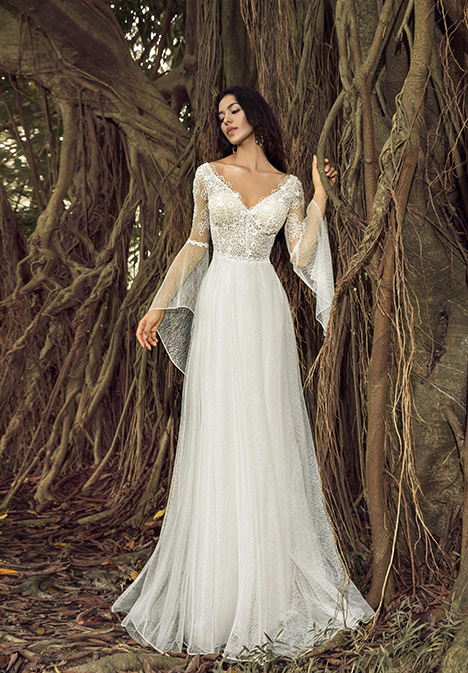 Hollis (901500349) Wedding                                          dress by Chic Nostalgia
