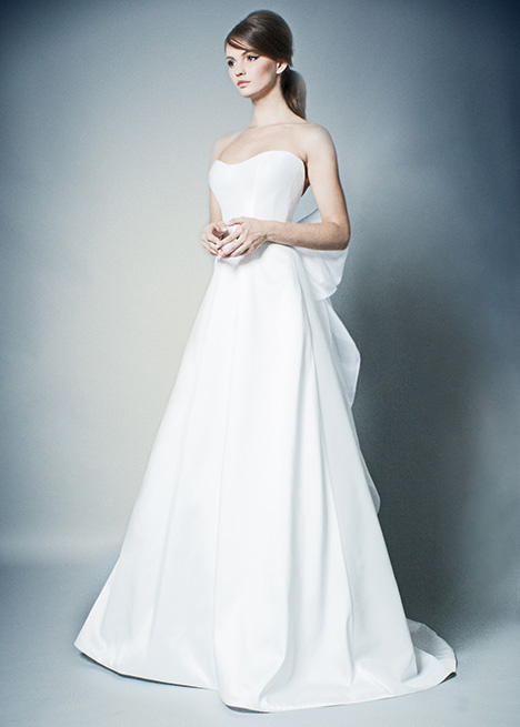 RB014 Wedding                                          dress by Romona