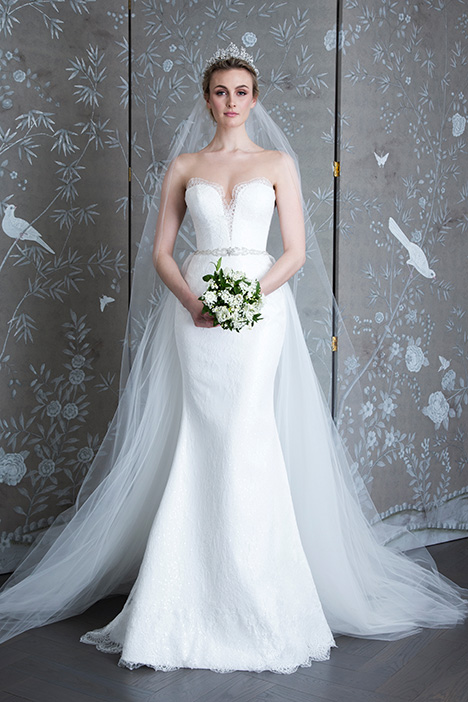 L9134 Wedding                                          dress by Legends Romona Keveza