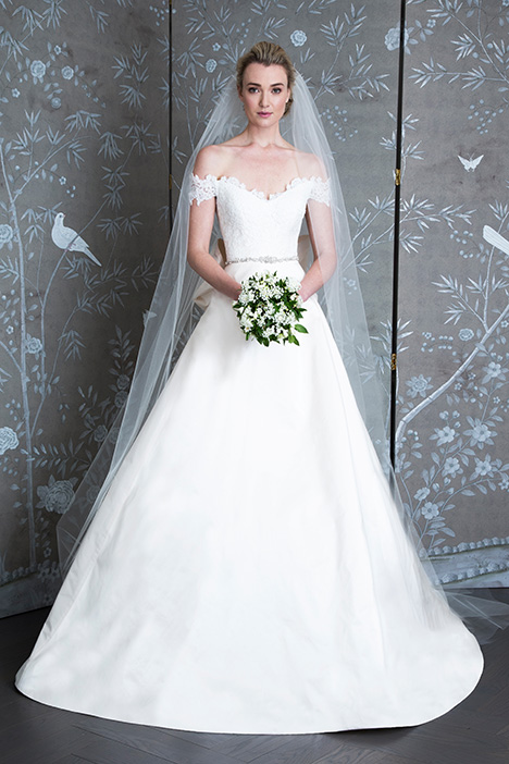 L9126 Wedding                                          dress by Legends Romona Keveza