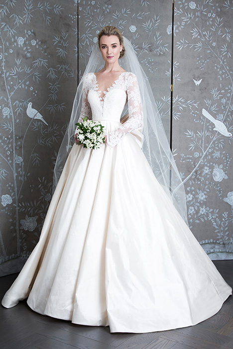 L9131 Wedding                                          dress by Legends Romona Keveza