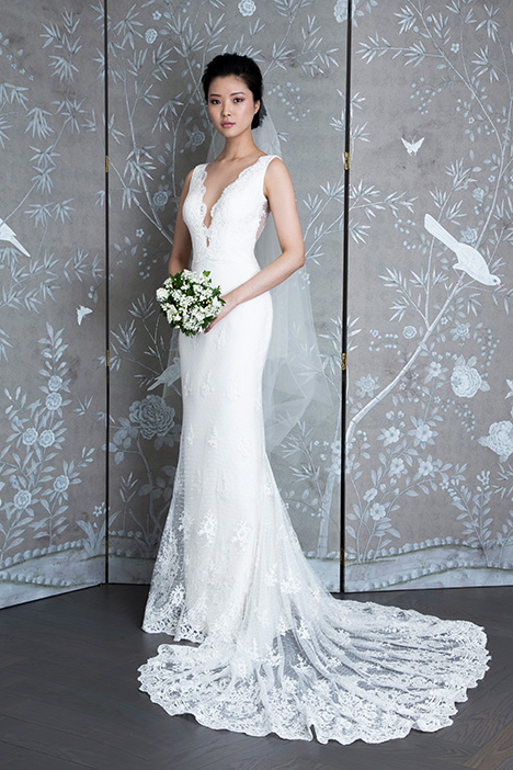 L9132 Wedding                                          dress by Legends Romona Keveza