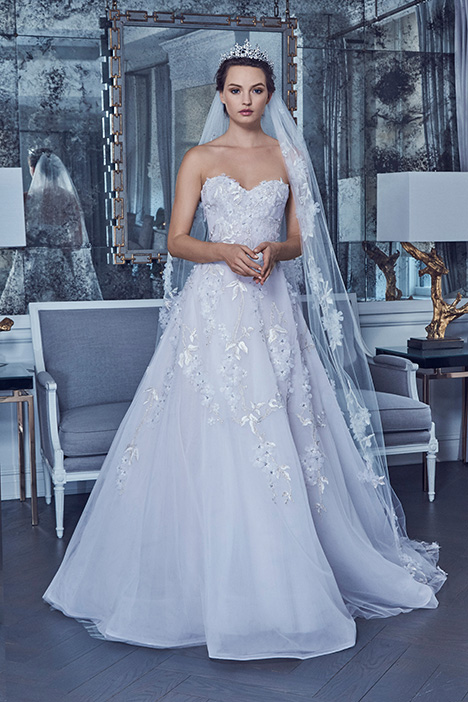 RK9408 Wedding                                          dress by Romona Keveza Collection