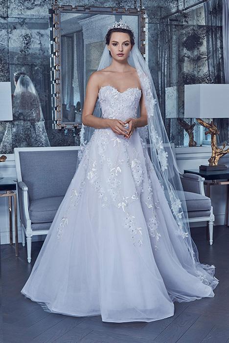 RK9408 Wedding                                          dress by Romona Keveza Collection