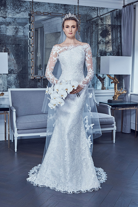 RK9401 Wedding                                          dress by Romona Keveza Collection