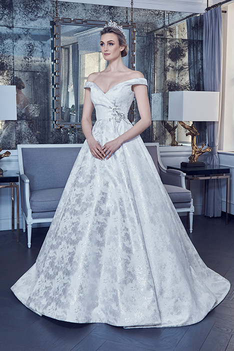 RK9406 Wedding                                          dress by Romona Keveza Collection