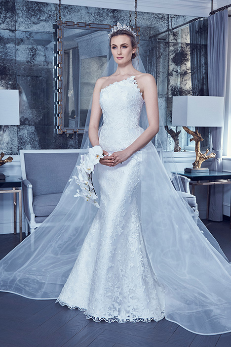 RK9401 + RK8400SKT Wedding dress by Romona Keveza Collection