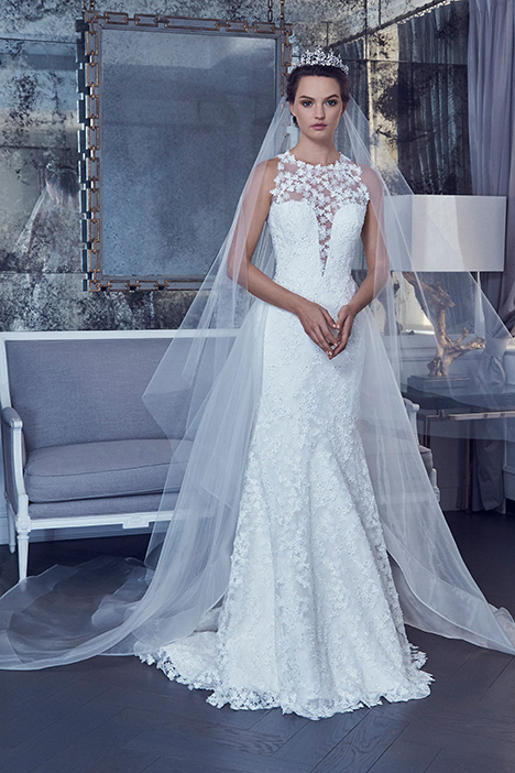 RK9403 + RK8481SKT Wedding                                          dress by Romona Keveza Collection