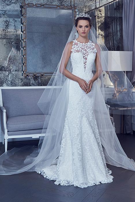RK9403 + RK8481SKT Wedding                                          dress by Romona Keveza Collection